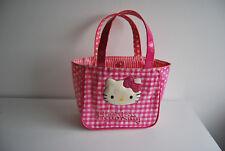 TOP Schönste Hello Kitty Tasche Kindergartentasche Einkaufstasche abwaschbar!