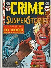 """Ec Classics #8 Large Prestige Format """"Crime Suspense Stories"""" Ec Comics 1986"""