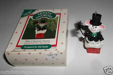 Hallmark Handcrafted Ornament Wee Chimney Sweep 1987 QX4519 - NEW