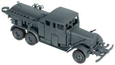 1/87 Roco MiniTanks 5055 - Henschel 25/36  6X4 Fire Truck Model Kit