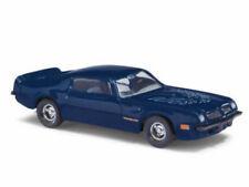 Busch 41707 Pontiac Firebird TransAm Trans Am Petrol 1:87 Neu