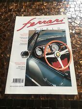 Ferrari World Magazine, rare, number 21 uk