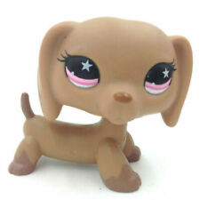 Hasbro Littlest Pet Shop LPS 932 Dachshund Collector Toy