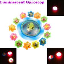 Lustige Led Leuchten Winzige Toy Fidget Spinner Stress Relief Gift  Gyroscop Toy