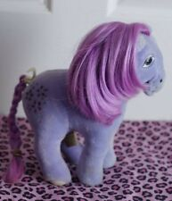 RARE Vintage My Little Pony APPLAUSE Plush BLOSSUM 1984 MLP