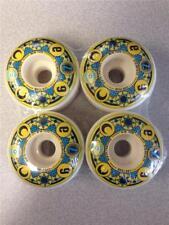 NEW Set of (4) Sevenfold Death/Traitors 54mm Skateboard Wheels RARE!