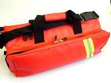 Red  EMT O2 Dura barrel bag