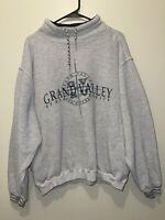 Vintage Gear Grand Valley State GVSU Sweatshirt Top 90's Size L