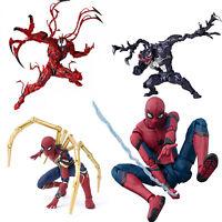 Superhero Marvel Spiderman Venom Series Toys Gift PVC Action Figures Model Boxed