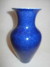 Große blaue Vase KPM-Berlin Zepter blauer Reichsapfel