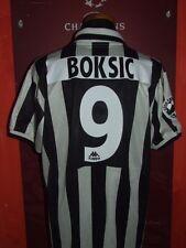 BOKSIC JUVENTUS 1996/1997 MAGLIA SHIRT CALCIO FOOTBALL MAILLOT JERSEY CAMISETA