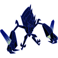 Ultra Pokemon Sun and Moon Shiny Secret Club Necrozma Event 6IV-EV Trained