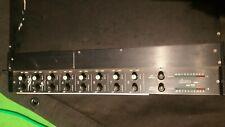Mixer Microfonico Audio Professionale a Rack 8 canali ELMAN AM-ST8