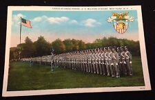 Vintage 1930-40 West Point USMA Military Academy Cadet Dress Parade Ruben Pub