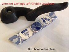 Vermont Castings Left Griddle Quadrant 1301807  Defiant Encore Resolute Acclaim