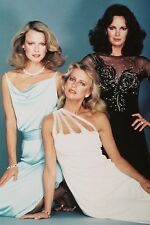 Shelley Hack Cheryl Ladd Jaclyn Smith Charlie's Angels sexy 11x17 Mini Poster