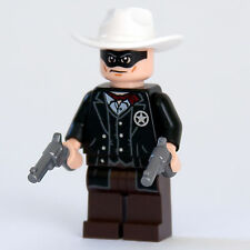 LEGO Lone Ranger minifigure - 79106, 79107, 79108, 79109, 79111 (NEW) TLR001