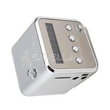 Mini USB Speaker Sound Box With USB Micro SD TF Card Slot Portable FM MP3 Player