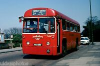 London Transport RF392 23rd April 1978 Bus Photo C