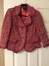 St. John Collection tweed jacket ( Size 6 )