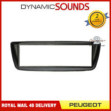 FP-11-06 CD Radio Stereo Single Din Facia Fascia Surround Panel For PEUGEOT 107