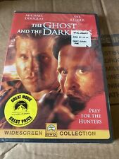 The Ghost and the Darkness, Paramount, DVD