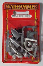GW Warhammer High Elf Reaver Knight w/ Spear 8508A 1997 - METAL OOP MIB SEALED