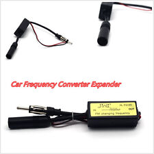 Japanese Car SUV Radio FM Band Expander Frequency Changer Converter Antenna Kit