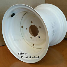 "12"" RIM WHEEL for some Riding Lawn Mower Garden Tractor 12x10.5 5/4.5 Yanmar P44"
