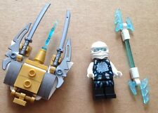 LEGO Zane & Glider Only From Set 70730 Chain Cycle Ambush