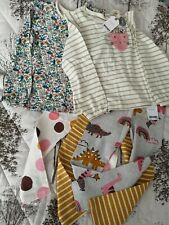 Next. Girls leggings and tops set. Age 5-6yrs.