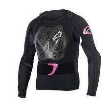 Alpinestars Stella Bionic Protection Jacket-Black/Fuchsia size 58