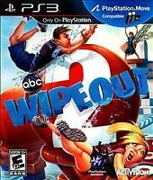 NEW Wipeout 2  (Sony Playstation 3, 2011)