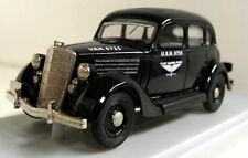 RexToys 1/43 Scale 48 1 Ford 1935 Conduite Interieure US Navy Diecast model car
