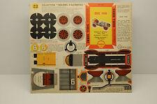 "COLLECTION SHELL BERRE 1959 ""BOLIDES D'AUTREFOIS"" BENZ 1908"