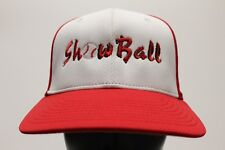 SHOWBALL - BASEBALL - RICHARDSON - XS/SM SIZE STRETCH FIT BALL CAP HAT!