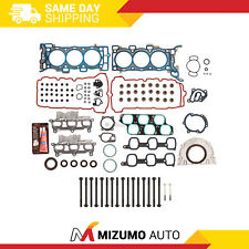 Full Gasket Set Head Bolts Fit 07-08 Buick Enclave Gmc Saturn Outlook 3.6 Dohc