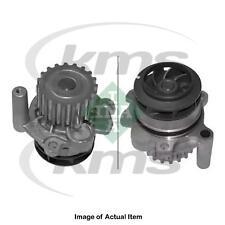 New Genuine INA Water Pump 538 0060 10 Top German Quality