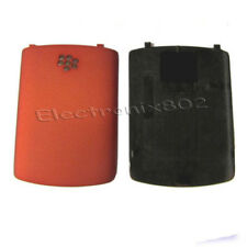 Blackberry 9300 Curve 3G Back Battery Cover Door Case Replacement Red