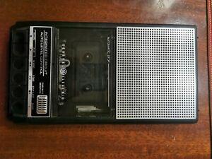 York Compact Cassette Tape Recorder Model K-53