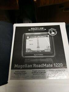 "Magellan RoadMate 1220 TRAFFIC Car Portable GPS Navigator System 3.5"" USA Maps"