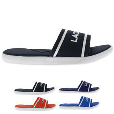 Womens Lacsote Synthetic L.30 Slides Lightweight Open Toe Beach Sliders UK 3-8