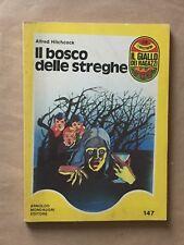 Alfred Hitchcock - IL BOSCO DELLE STREGHE - giallo dei ragazzi Mondadori