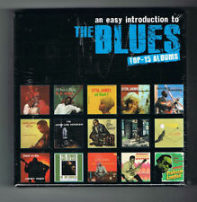AN EASY INTRODUCTION TO THE BLUES - TOP-15 ALBUMS - 8 CD SET - NEUF NEW NEU