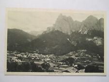 alte Ansichtskarte  Siusi Italien Südtirol Bozen Bozano 1930