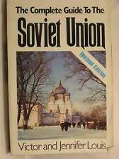 Complete Guide to the Soviet Union, Louis, Jennifer, Louis, Victor, Acceptable B