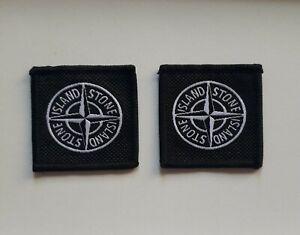 N. 2 STONE ISLAND Patch Badge Toppa - T-Shirt, Polo & Shorts