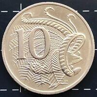 2013 AUSTRALIAN 10 CENT COIN