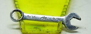 "MAC Tools USA 9/16"" Short Combination Wrench CS182"