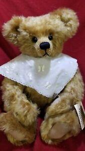 "Sandra Dickl ""Purrscilla"" artist teddy bear mohair 13"" OOAK Bears & Buddies"